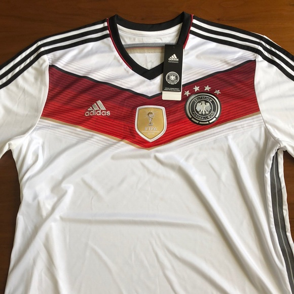 buy online 59e65 939d2 Other Adidas Jersey Poshmark National Team German pwwdCqF8